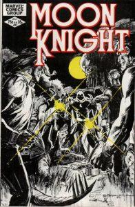 Moon Knight #21 (1982)