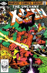 The Uncanny X-Men #160 (1982)