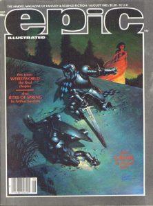 Epic Illustrated #13 (1982)