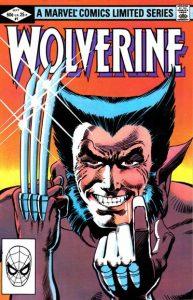 Wolverine #1 (1982)
