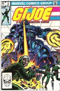 G.I. Joe #3 (1982)