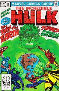 The Incredible Hulk Annual #11 (1982)