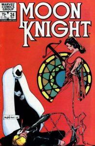 Moon Knight #24 (1982)