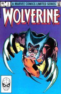 Wolverine #2 (1982)