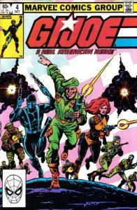G.I. Joe #4 (1982)