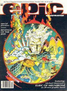 Epic Illustrated #14 (1982)