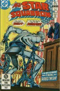 All-Star Squadron #17 (1982)
