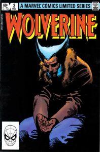Wolverine #3 (1982)