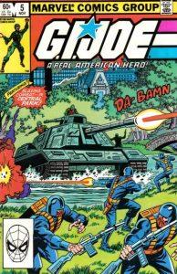 G.I. Joe #5 (1982)