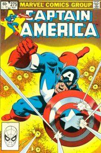 Captain America #275 (1982)