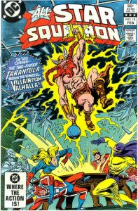 All-Star Squadron #18 (1982)
