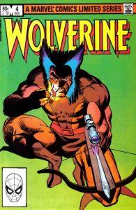 Wolverine #4 (1982)