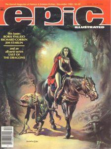 Epic Illustrated #15 (1982)