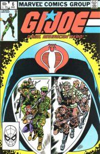 G.I. Joe #6 (1982)