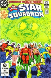 All-Star Squadron #19 (1982)