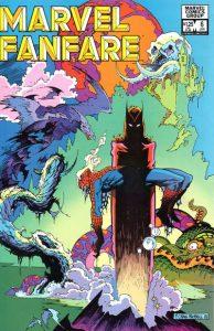 Marvel Fanfare #6 (1983)