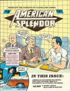 American Splendor #8 (1983)