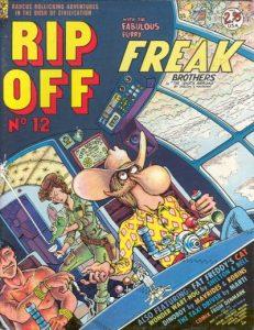 Rip Off Comix #12 (1983)