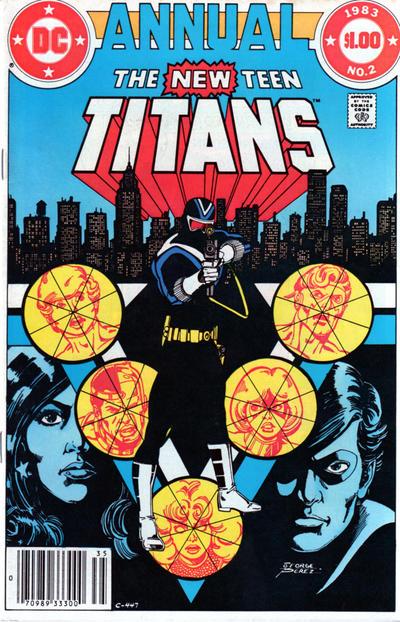 The New Teen Titans Annual #2 (1983)