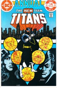 The New Teen Titans Annual #2 (1983)