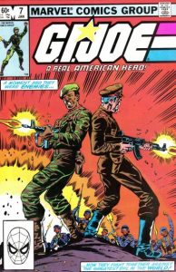 G.I. Joe #7 (1983)