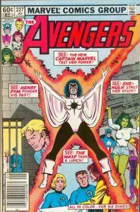 Avengers #227 (1983)