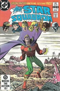 All-Star Squadron #20 (1983)