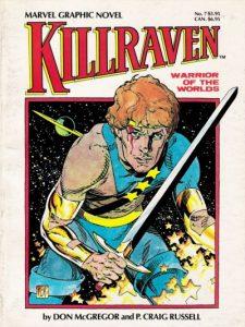Marvel Graphic Novel #7 (1983)