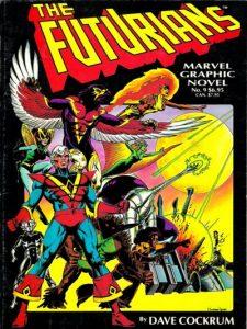 Marvel Graphic Novel #9 (1983)