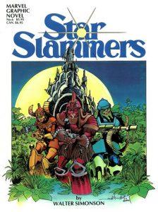 Marvel Graphic Novel #6 (1983)