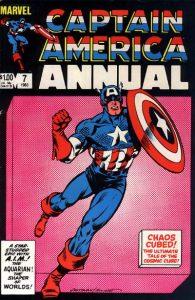Captain America Annual #7 (1983)
