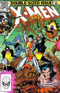 X-Men #166 (1983)
