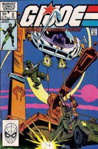 G.I. Joe #8 (1983)