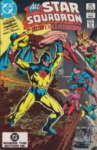All-Star Squadron #21 (1983)