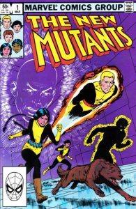 The New Mutants #1
