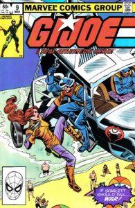 G.I. Joe #9 (1983)