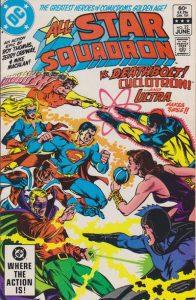 All-Star Squadron #22 (1983)