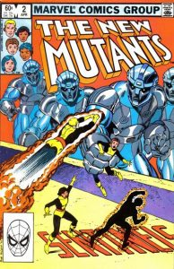 The New Mutants #2 (1983)