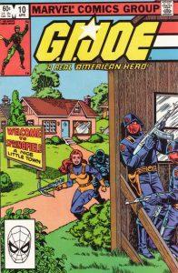 G.I. Joe #10 (1983)
