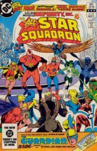 All-Star Squadron #25 (1983)