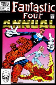 Fantastic Four Annual #17 (1983)