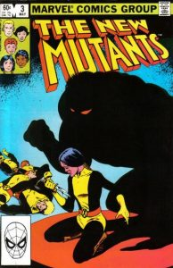 The New Mutants #3 (1983)