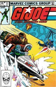 G.I. Joe #11 (1983)
