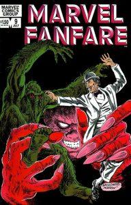 Marvel Fanfare #9 (1983)