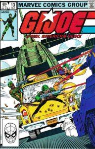 G.I. Joe #13 (1983)