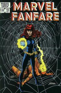 Marvel Fanfare #10 (1983)