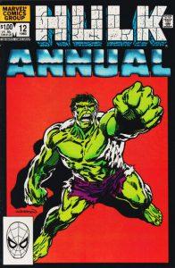 The Incredible Hulk Annual #12 (1983)