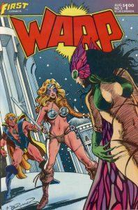 Warp #5 (1983)