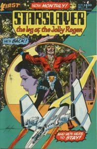 Starslayer #7 (1983)