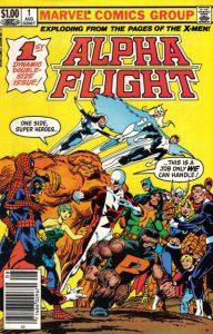 Alpha Flight #1 (1983)